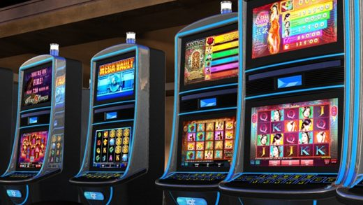 pleasure of playing online slot games
